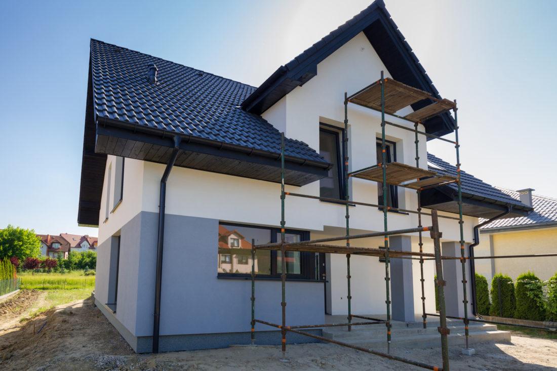 Budowa Nowego Domu Jaki Tynk Jest Najlepszy Jan Mrugacz