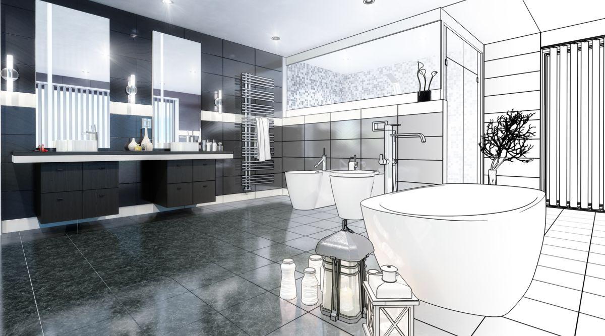 Projekt łazienki Jak Go Zrobić I Dlaczego Warto Jan Mrugacz