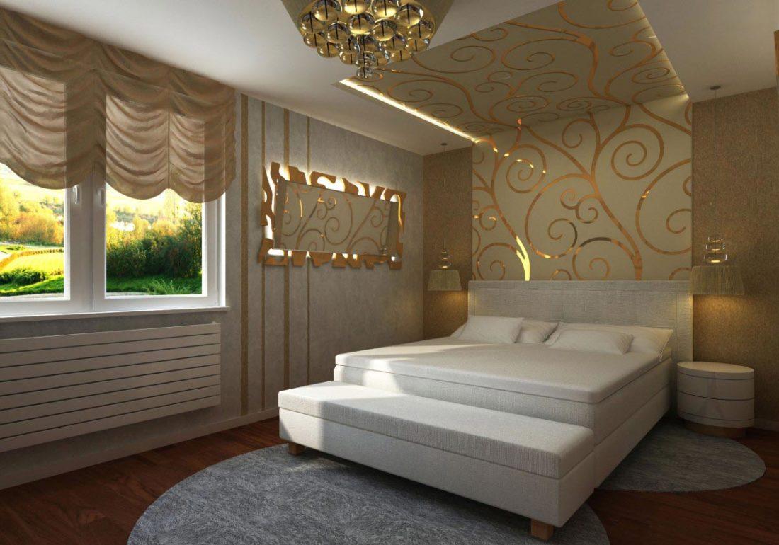 sypialnia-z-panelami-dekoracyjnymi-Klimt-12-1200×840