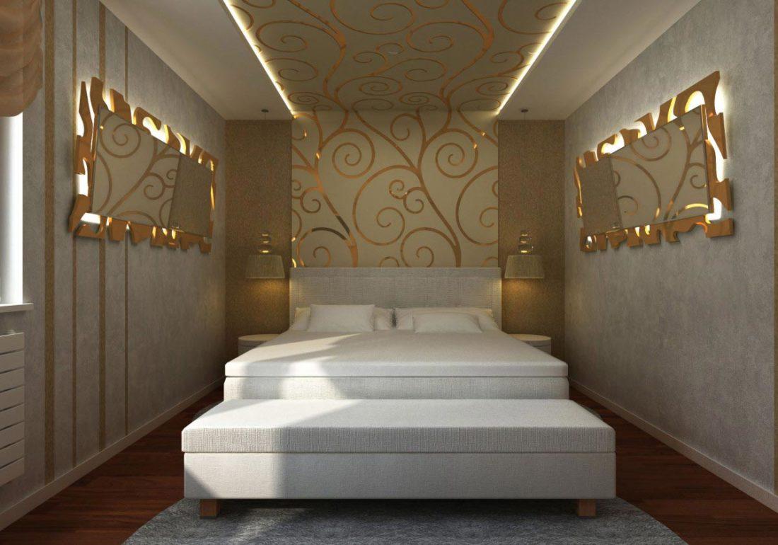 sypialnia-z-panelami-dekoracyjnymi-Klimt-13-1200×840