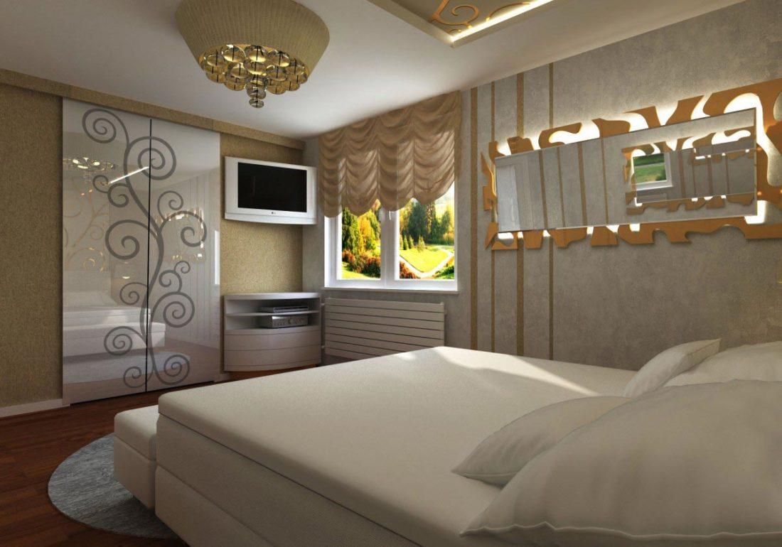 sypialnia-z-panelami-dekoracyjnymi-Klimt-14-1200×840