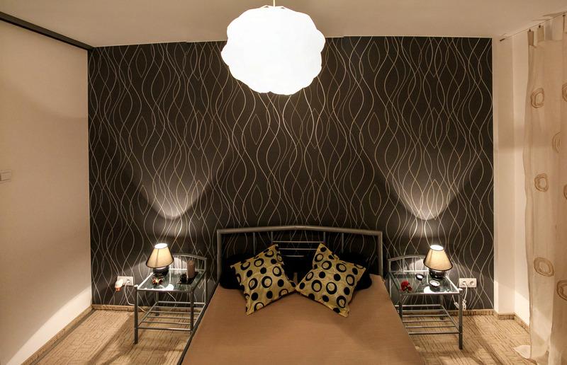 sypialnia symetria