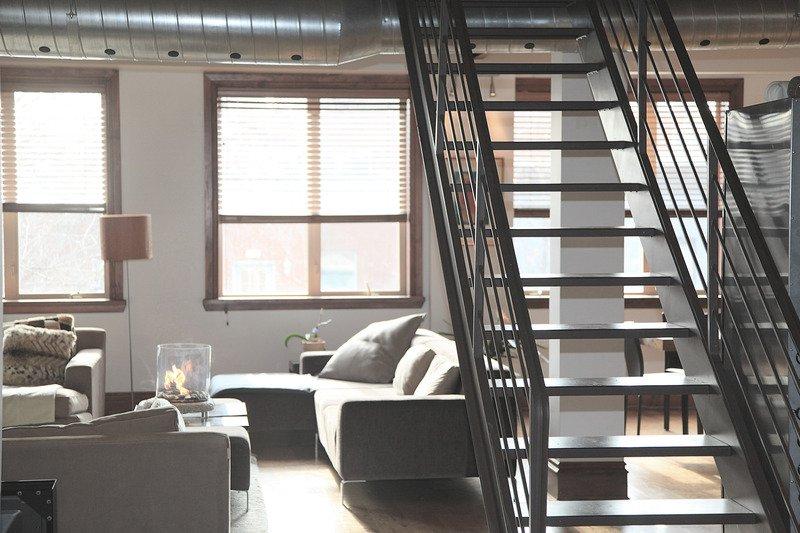 nowoczesny loft
