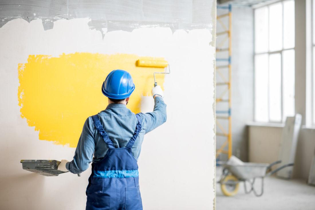 wybór koloru ścian