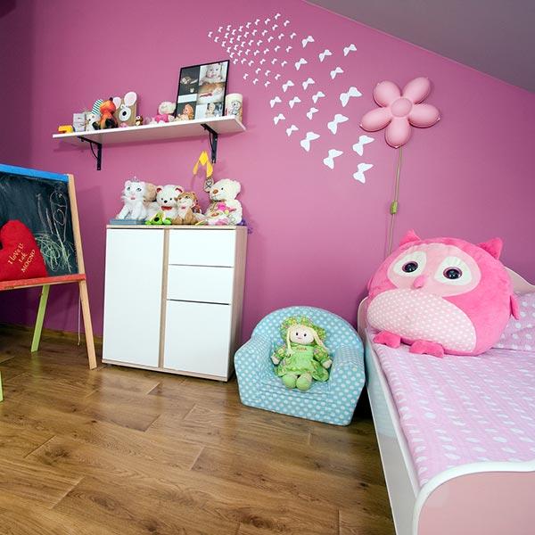 urządzanie pokoju dziecinnego