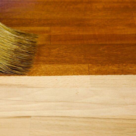 malowanie paneli podłogowych
